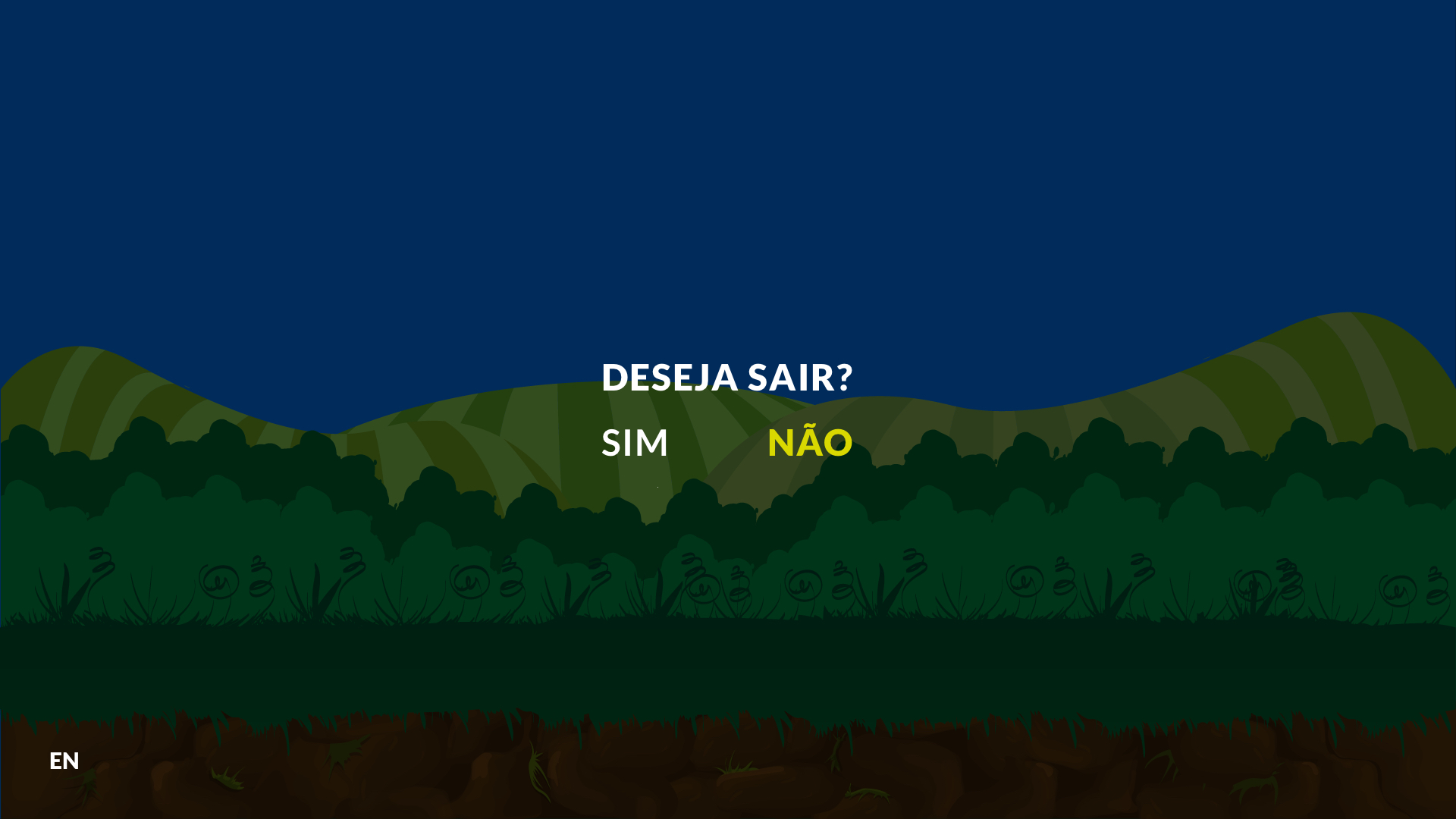 DESEJA SAIR
