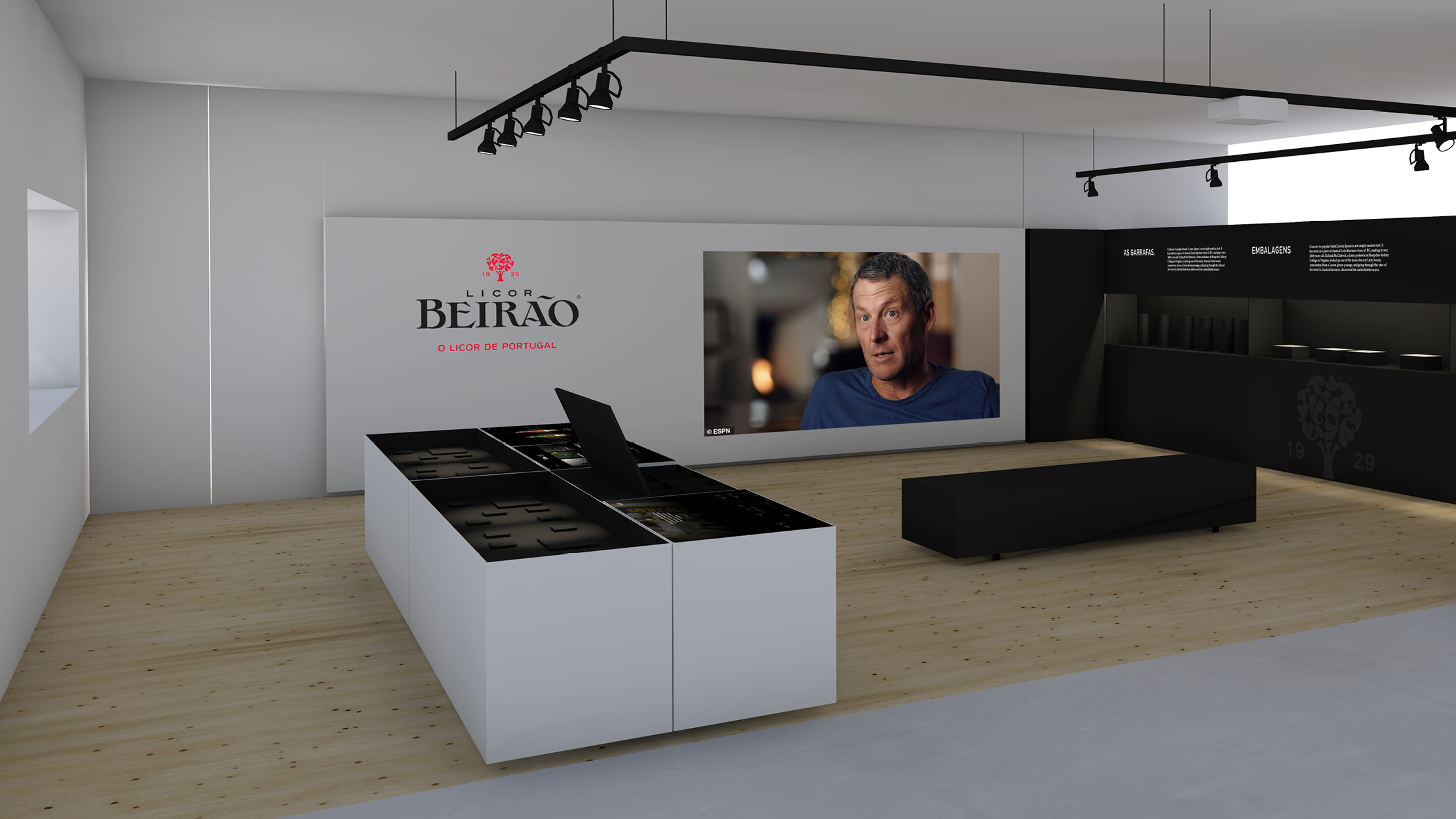 Outland Creative Studio Licor Beirão