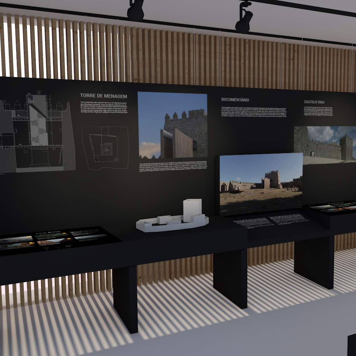 Outland Creative Studio Museologia do Trancoso